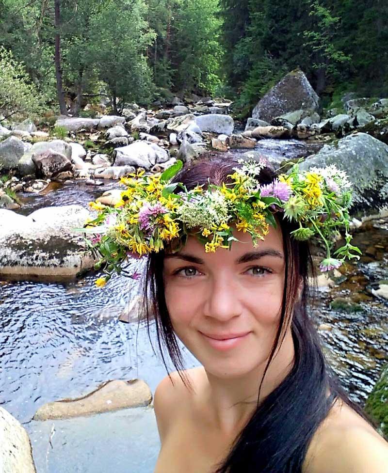 Lucie Saláková - Samsárum u vody